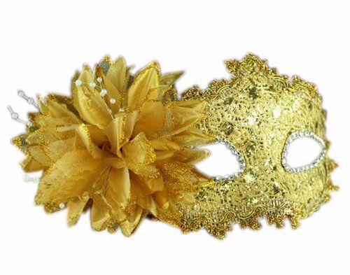 Superstore Halloween 2020 PANDA SUPERSTORE Bradde Chain Lilies Mask Halloween Party Mask