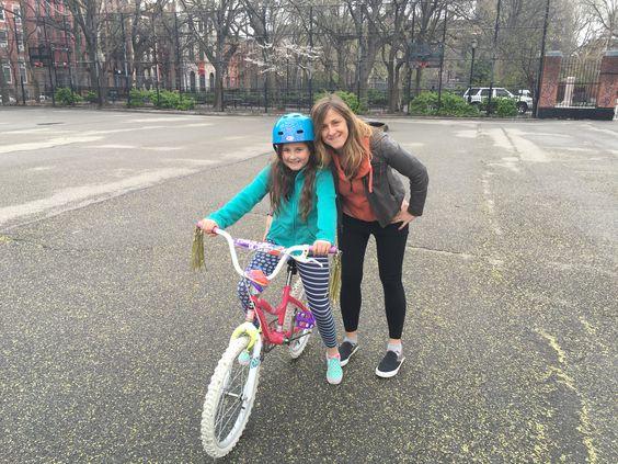 Saturday morning bikeride at the park