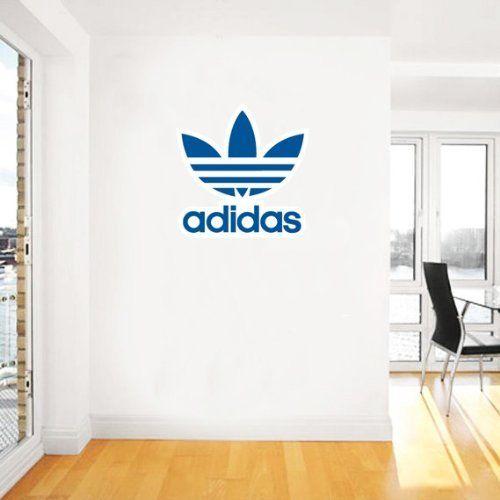Adidas Logo Poster Wall Decal – $30