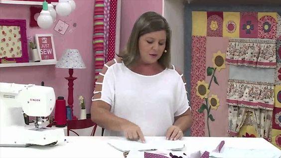 Igaratinga Tecidos, Programa Ateliê na TV - Realizado dia 23/02/2016