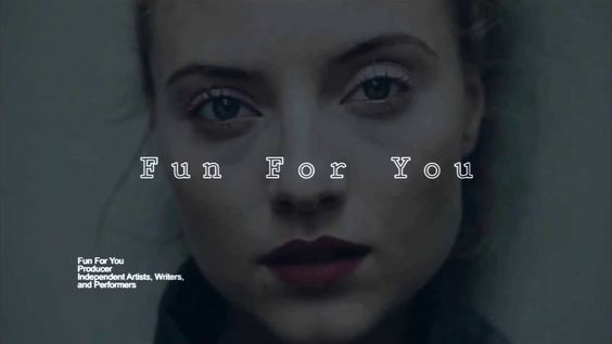 'Fun For You' music videos #youtube #nowplaying.  Pin It! Share it with your social network! Enjoy the music. #aspiringmodels model poses #modelposes