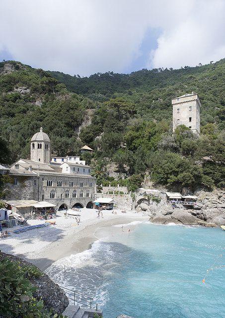 Abbazia di San Fruttuoso, Camogli, Liguria, Italy