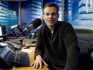 Colin Cowherd...The Herd. I used to hate him..now I love his honesty. :-P