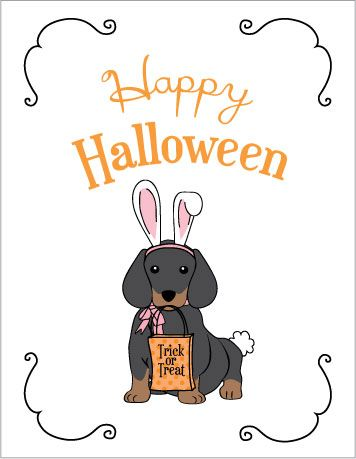 amy j. delightful blog: Halloween Printable Cards :)