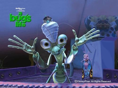 A Bug's Life - pixar Wallpaper