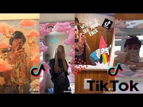 Tik Tok Painting On Mirror 7 Youtube Mirror Painting Painting Mirror Mirror Painting Ideas