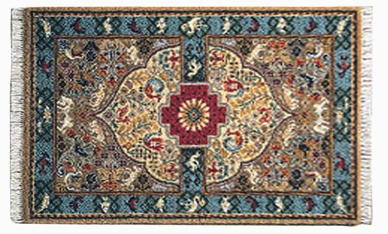 Shalimar Rug Kit, Perfect For The Front Room