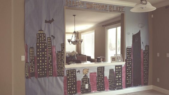 City Scene (Blaze's bday 2014)