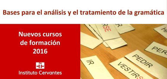 Portal de Formación de Profesores. Cursos de formación de profesores del Instituto Cervantes