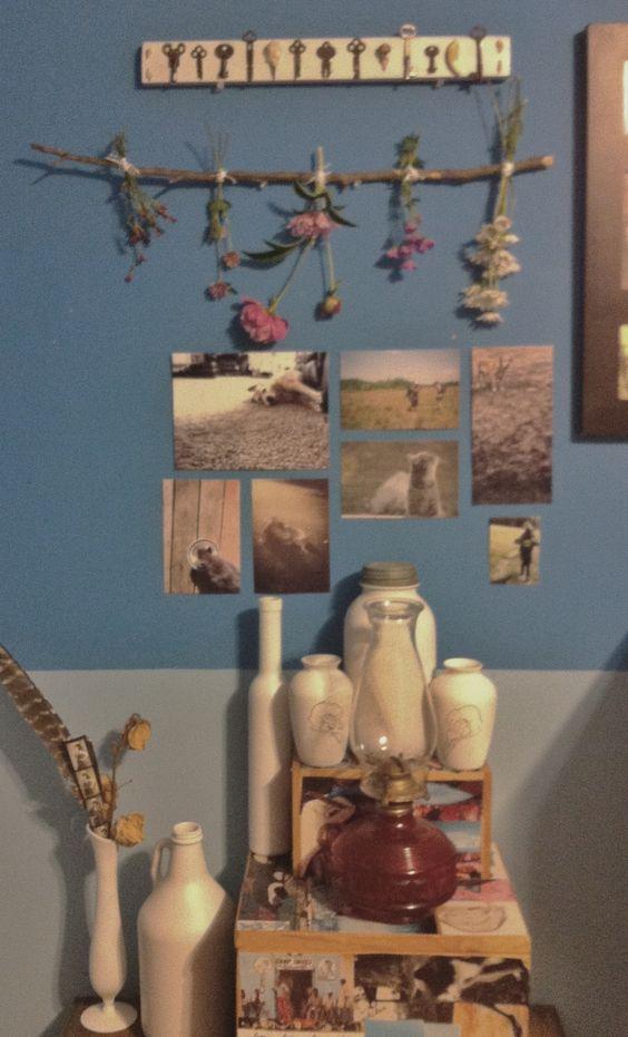 Dried flowers GB