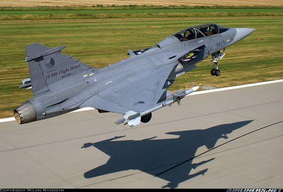 Saab JAS-39D Gripen