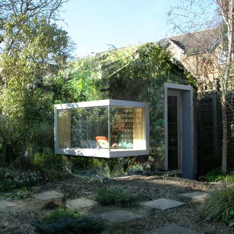 Garden Designer Office by Burd Hayward Architects httpwww