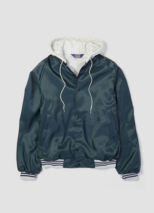 Oxford Sweathood Jacket