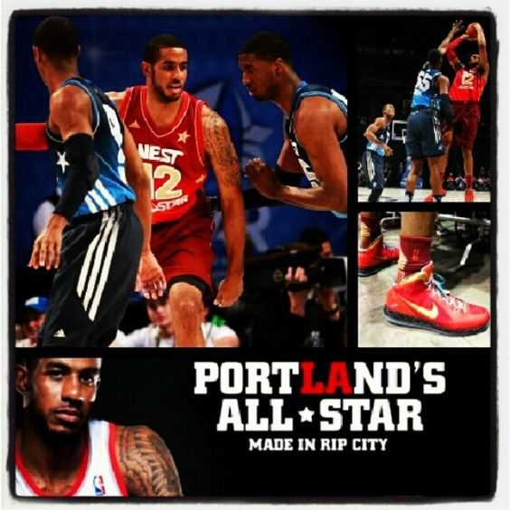 2011-12 Top 10 Moments   #6 LaMarcus Aldridge Becomes A First-Time All-Star