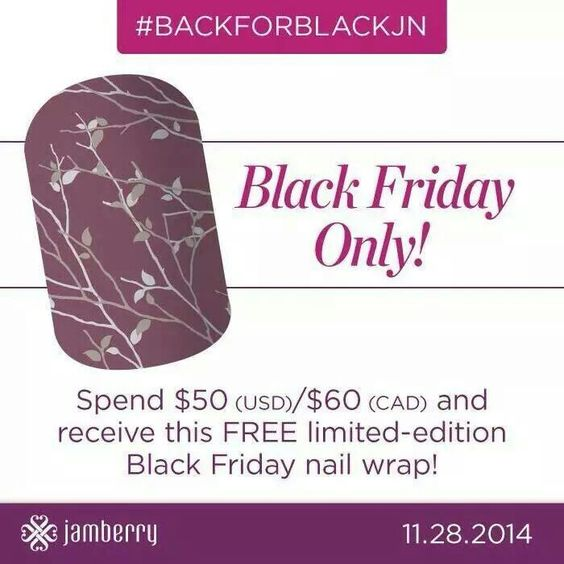 One ofJamberry's Black Friday specials!  Come check them out... https://m.facebook.com/IHeartMyJamz4Real
