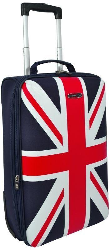 Loving this Antler Union Jack suitcase