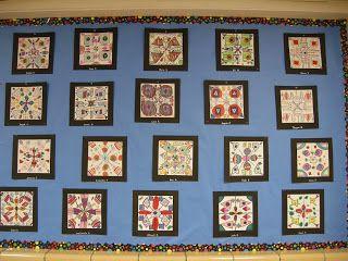 Zilker Elementary Art Class: Third Grade Radial Designs
