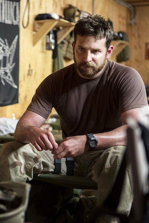 Stills Of Bradley Cooper In American Sniper American Sniper Bradley Cooper Shirtless Bradley Cooper