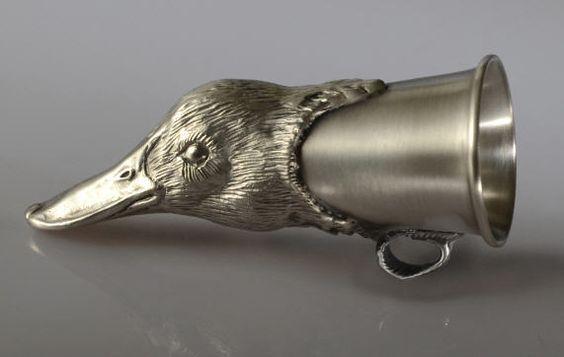 Wild Duck Stirrup Cup