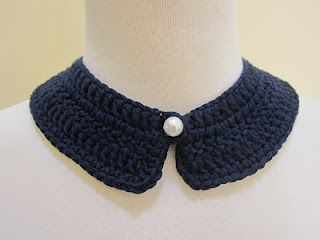 Free Crochet Peter Pan Collar Pattern