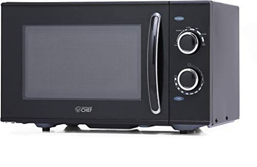 Buy Commercial Chef Chmh900b6c 0 9 Cubic Foot Countertop Microwave