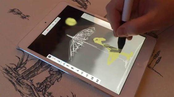 El nuevo dispositivo de Apple, que sale hoy a la venta, solo puede usarse con un lápìz, pero existen otros para dibujar, retocar fotos y escribir, que pueden usarse con los demás iPad