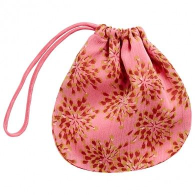 Party Purse - Hot Pink Firework Print - I Love Gorgeous