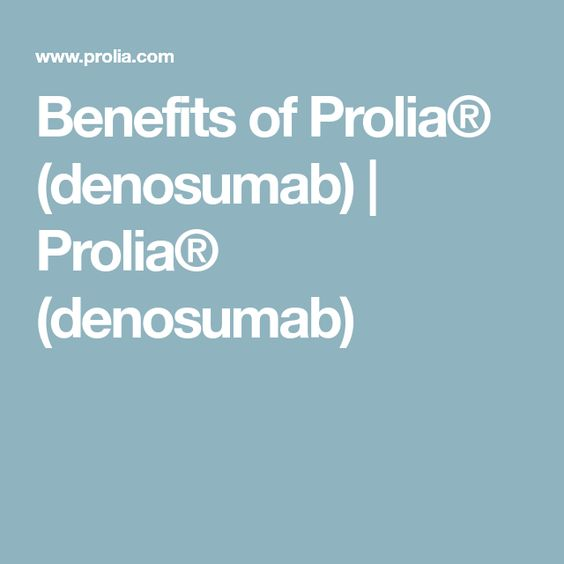 40++ Reviews of prolia for osteoporosis information