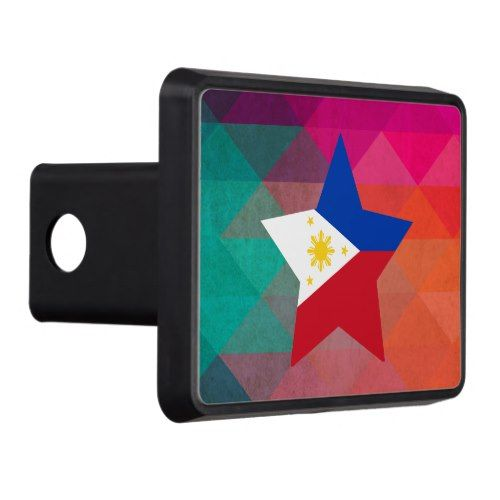 Modern Philippines Flag Hitch Cover Zazzle Com Philippine Flag Hitch Cover Flag