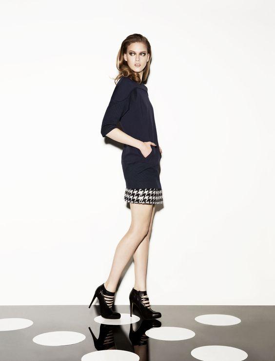 dress Viale, skirt Baglio, ankle boots Bonito