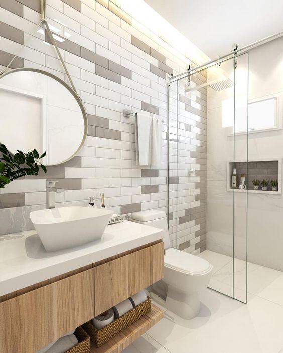 42 Interior Modern Bathroom For You This Spring interiors homedecor interiordesign homedecortips