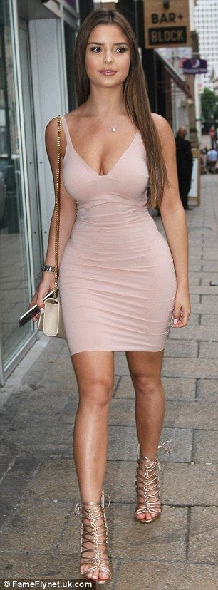 Va va Brum! Since returning to her native Birmingham, Demi Rose has enjoyed a spike in press attention