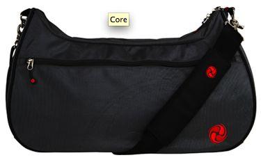 Sleek gym bag by LiveWell360