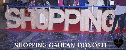 Shopping Gauean-Donosti
