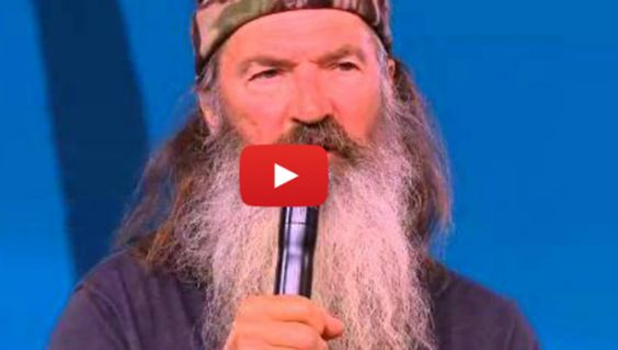 Muslims Want A&E To Censor Duck Dynasty Over Phil Robertson's Comments [VIDEO] |