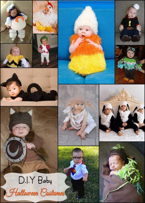 7 best Costume Ideas images on Pinterest Carnivals, Halloween - diy infant halloween costume ideas