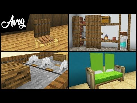 Averagetunasandwich Youtube In 2020 Minecraft Interior Design Minecraft Small House Minecraft House Designs