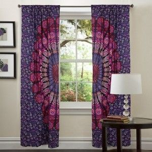 Awesome Bohemian  Windows Curtains
