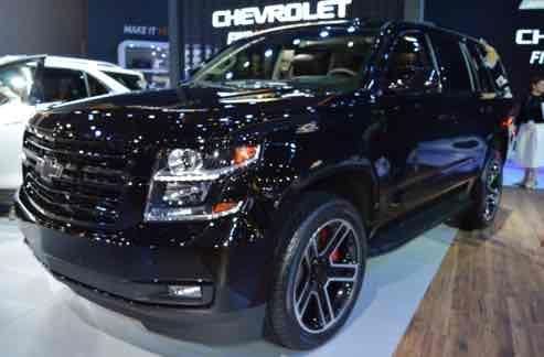2018 Chevrolet Tahoe Fuel Economy 2018 Chevrolet Tahoe Lt 2018