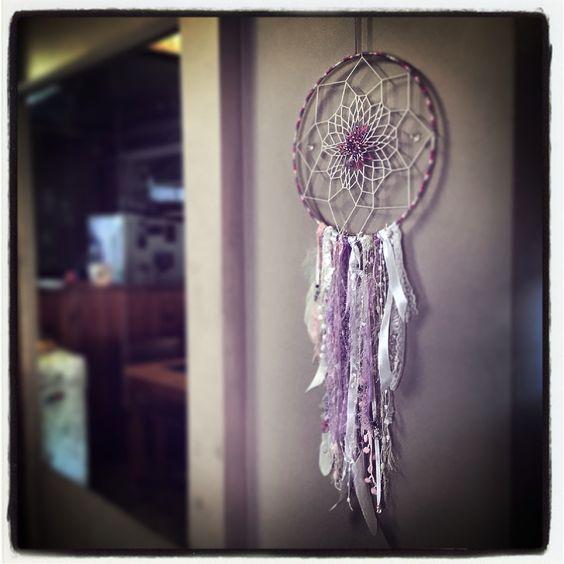 #pastel #dreacatcher #custommade #suncatcher #dreamalittledream