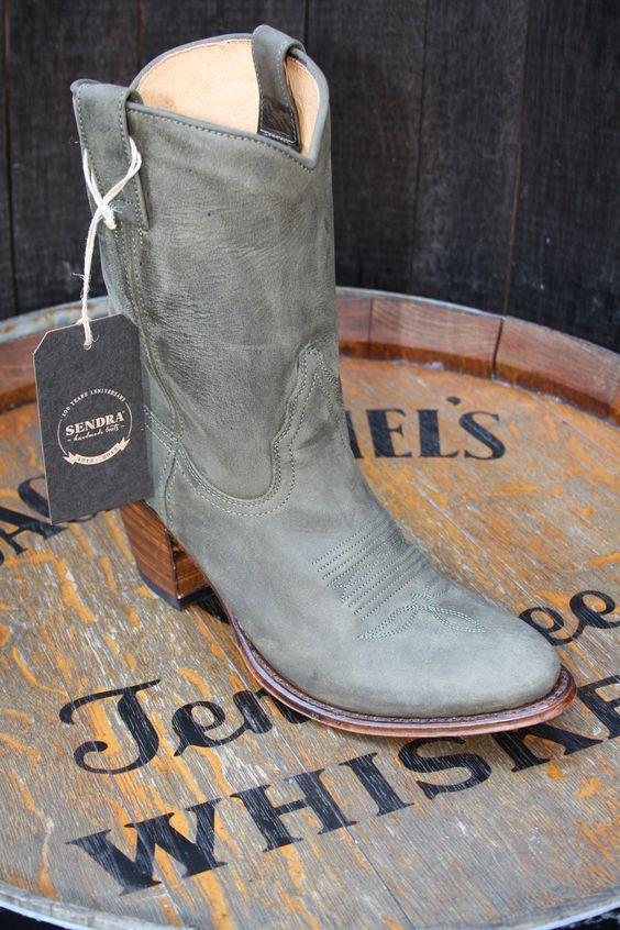 Nieuwe zomer collectie Sendra boots @ www.silverado.nl