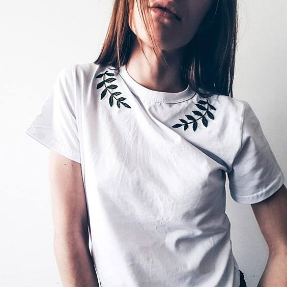Embroidery Hand Embroidery Embroidery t shirt Embroidery
