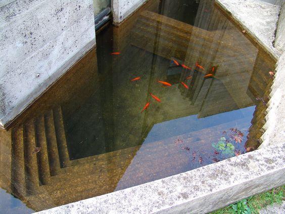 Carlo scarpa tomba brion cemetery near traviso italy san vito d 39 altivole 1969 78 - Brion design ...