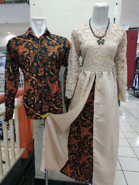 Testimoni Model Batik Couple Sarwendah Sarimbit Modern Terbaru Realpict Model Blus Kerudung