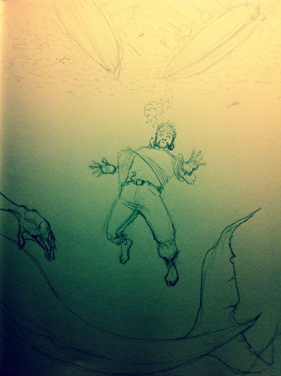 Mermaid... wip