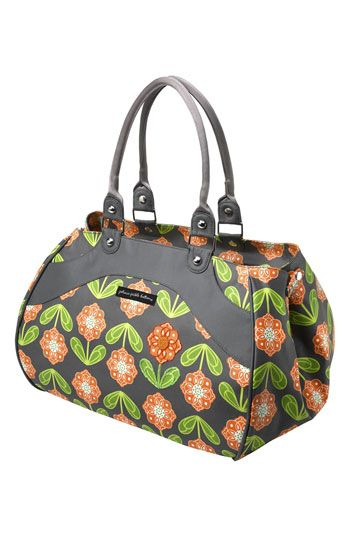 Petunia Pickle Bottom Glazed 'Wistful Weekender' Tote available at #Nordstrom