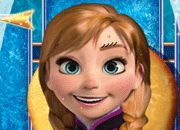 Anna Frozen Makeover