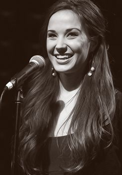 Sierra Boggess. I love her Ariel and her Christine Daae and her Fantine. Definitely one of my favourite stage actresses