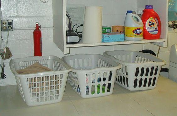 Clover Lane: Laundry for Seven