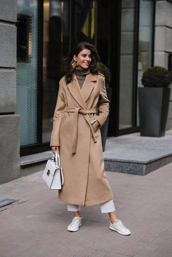 Верблюжье пальто – вечная вещь, которую стоит иметь в своем гардеробе | Новости моды